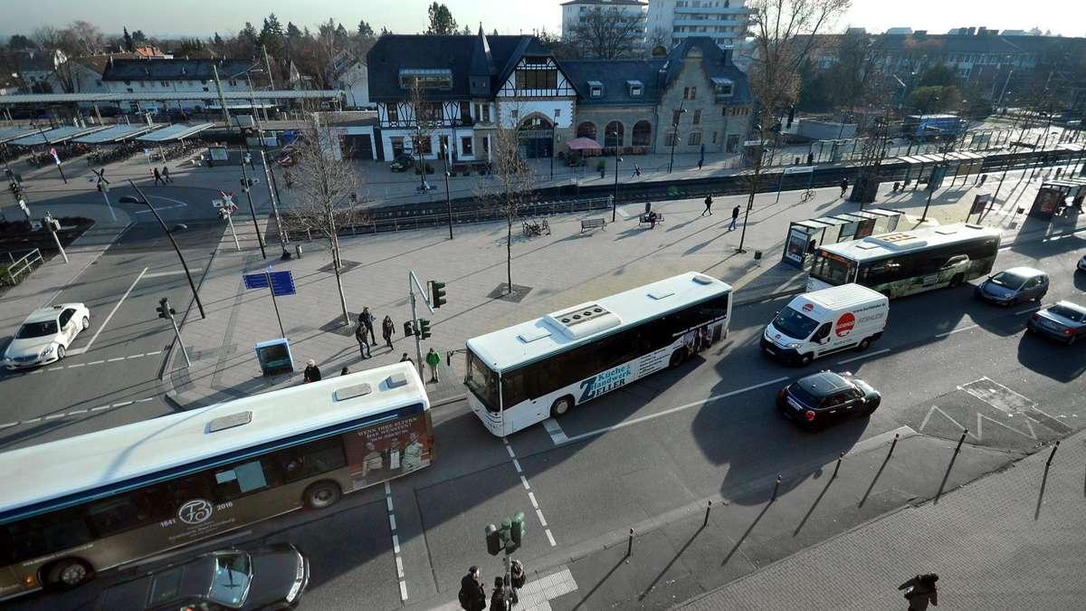 Verkehrsumbau soll Oberursels Innenstadt entlasten | Oberursel - Frankfurter Rundschau