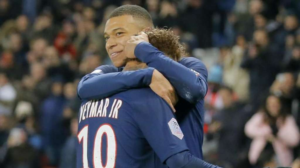 Paris Saint-Germain siegt nach Rückstand in Montpellier