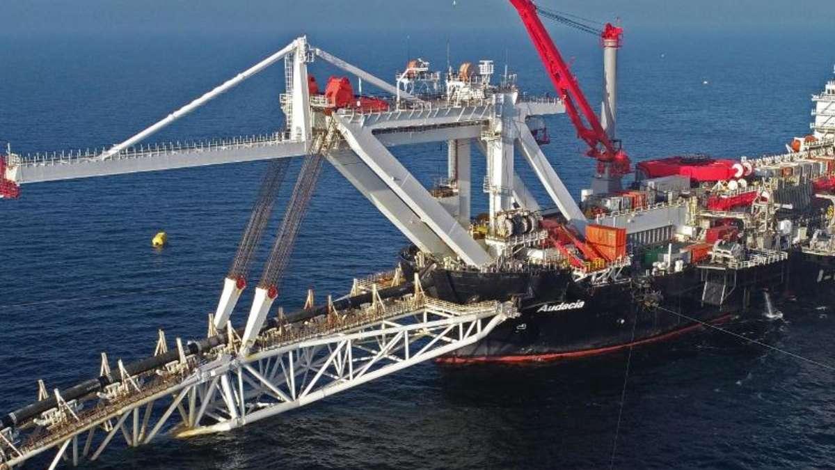 Nord Stream 2 Sanktionen