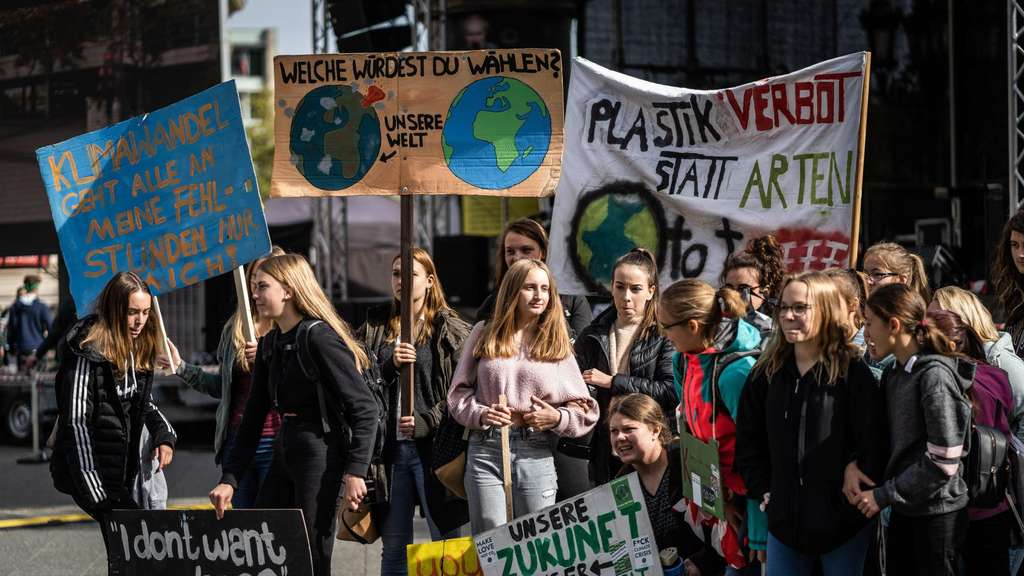 Fridays for Future weiten das Spektrum ihrer Demonstrationen aus.