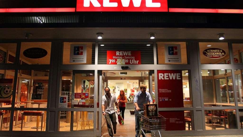 Rewe Hanau