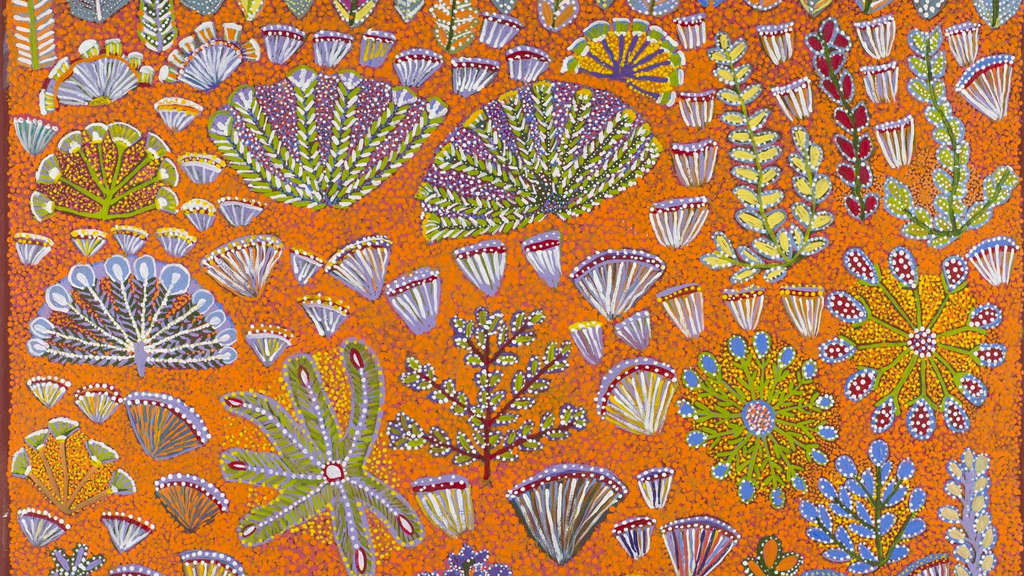 "Rosie Ngwarraye Ross, ""Bush flowers and bush medicine plants""."