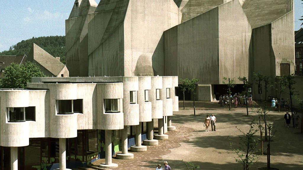 Gottfried Böhm Bauwerke