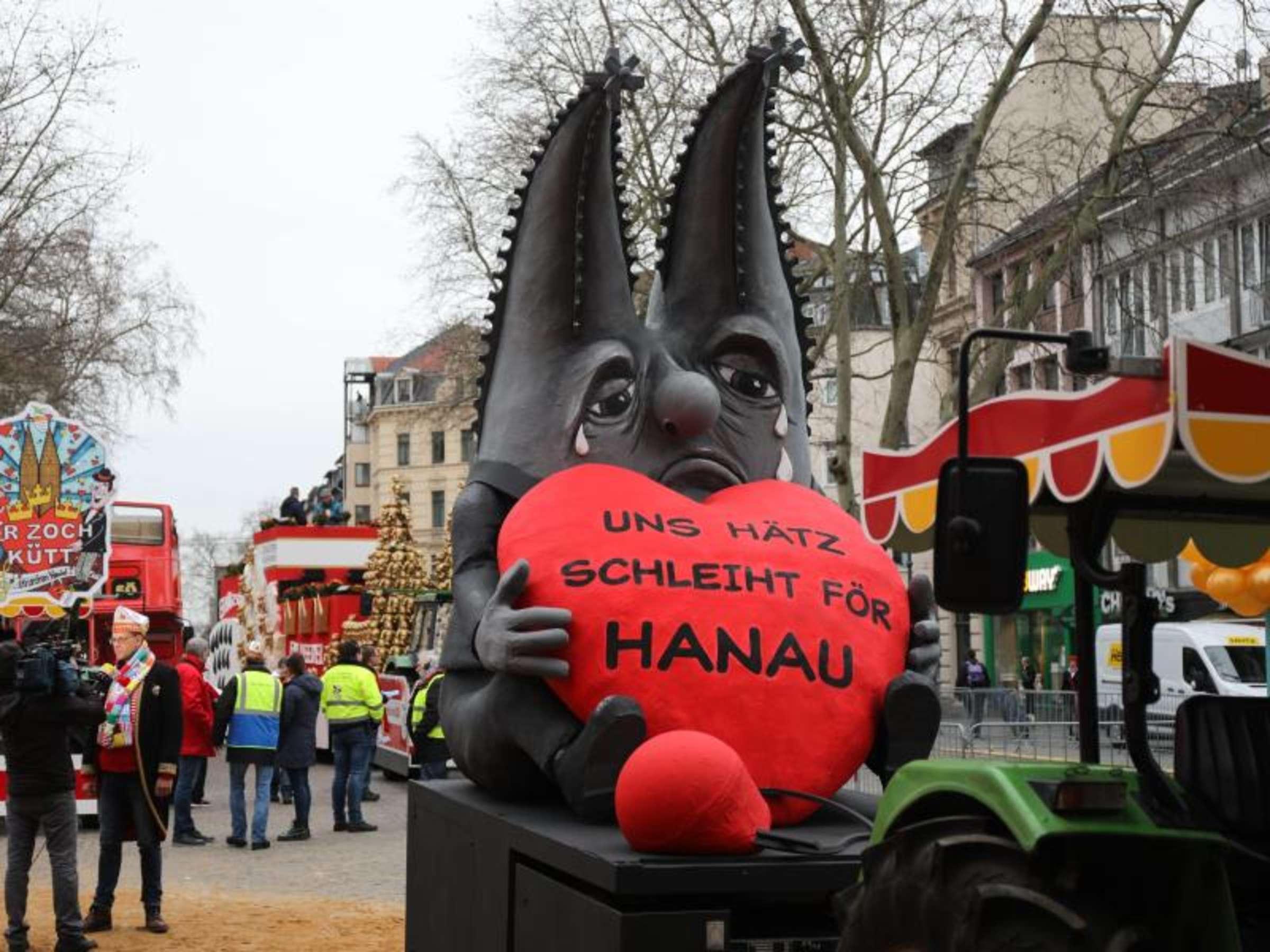 Köln Karnevalszug 2021