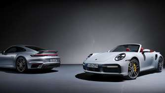 Porsche bringt ab April den neuen Turbo S