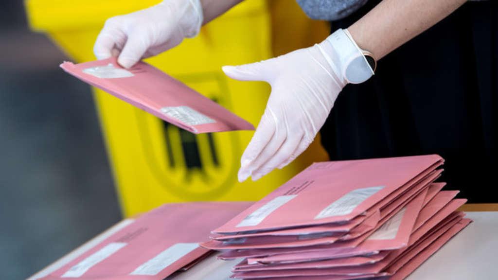 Stichwahlen Bayern