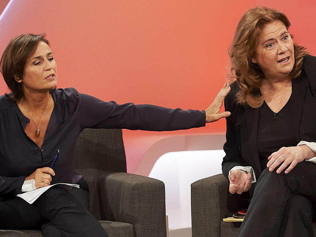 Aktivistin Jutta Ditfurth ist für kontroverse Debatten bekannt.