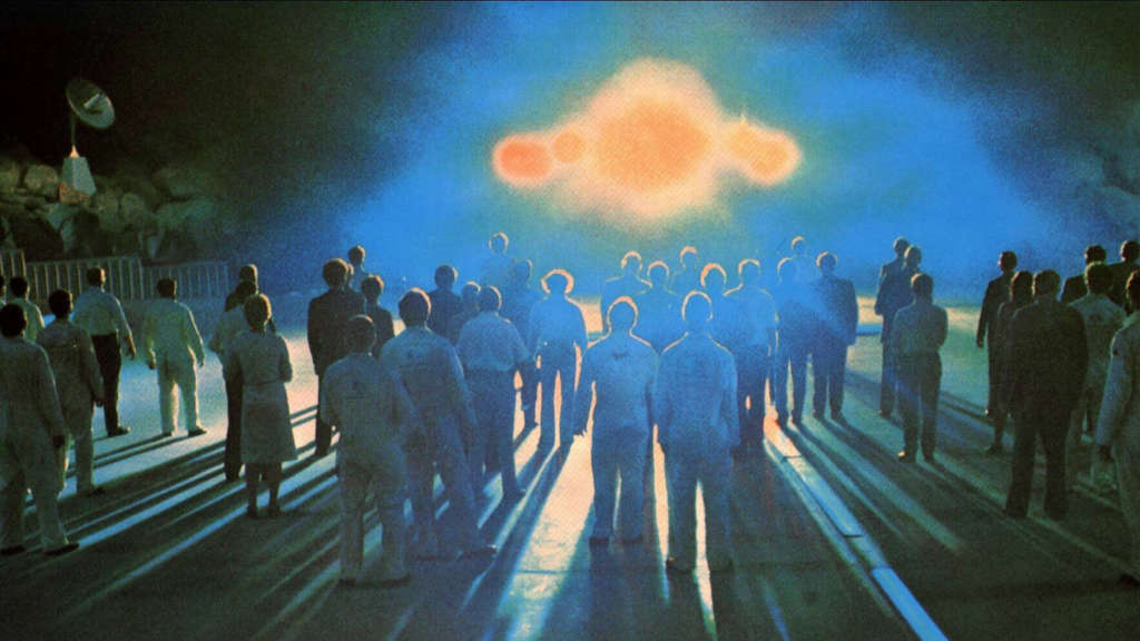 General Scene Film: Close Encounters Of The Third Kind (USA 1977) Director: Steven Spielberg 15 November 1977 PUBLICATIO