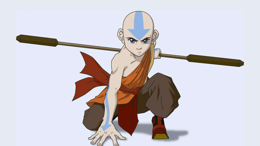 AVATAR: THE LAST AIRBENDER, Aang, 2005-08. photo: Nickelodeon / Courtesy: Everett Collection Nickelodeon Network/Courtes