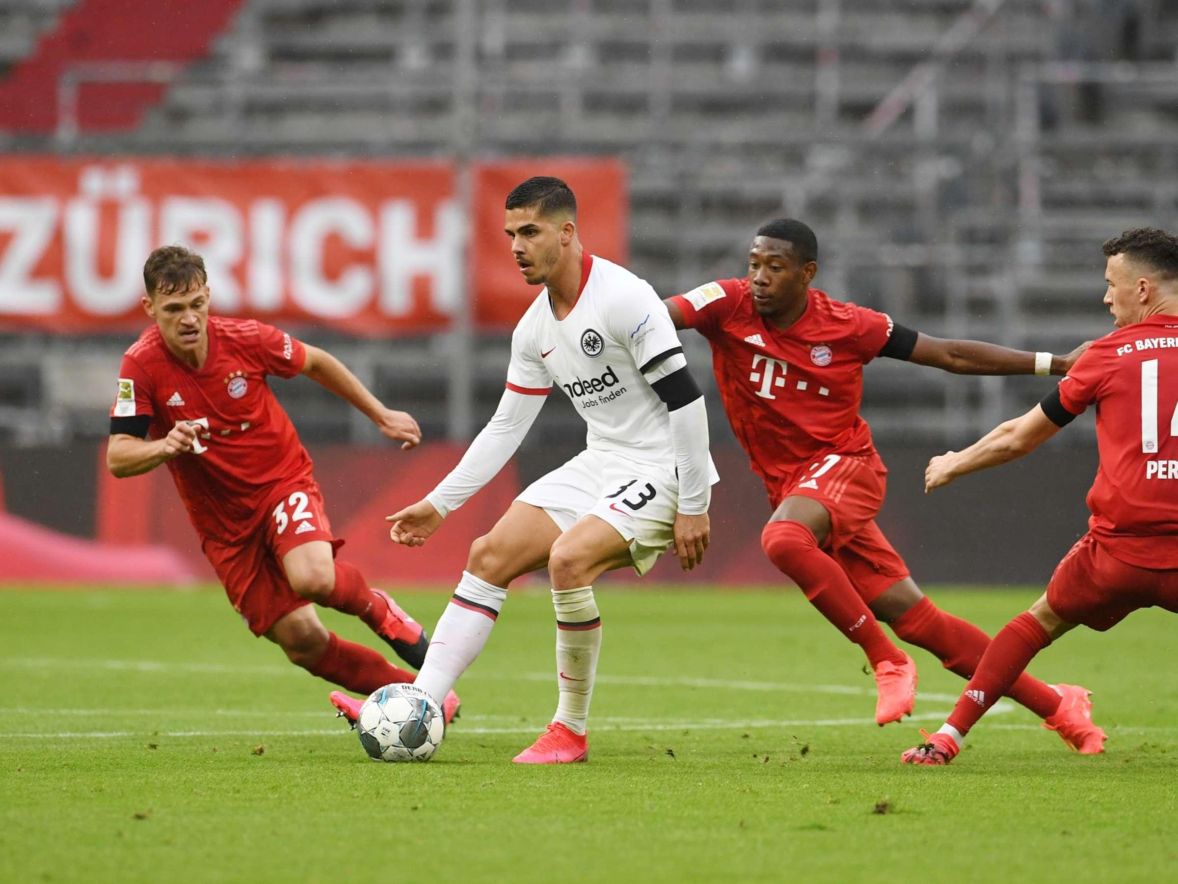 Eintracht Frankfurt verliert trotz starker Leistung beim FC Bayern München  | Eintracht