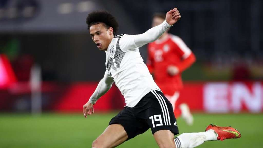 Sané naht, Top-Talent da -