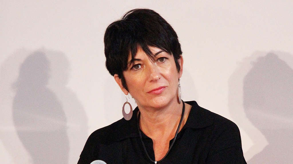 Ghislaine Maxwell in New York