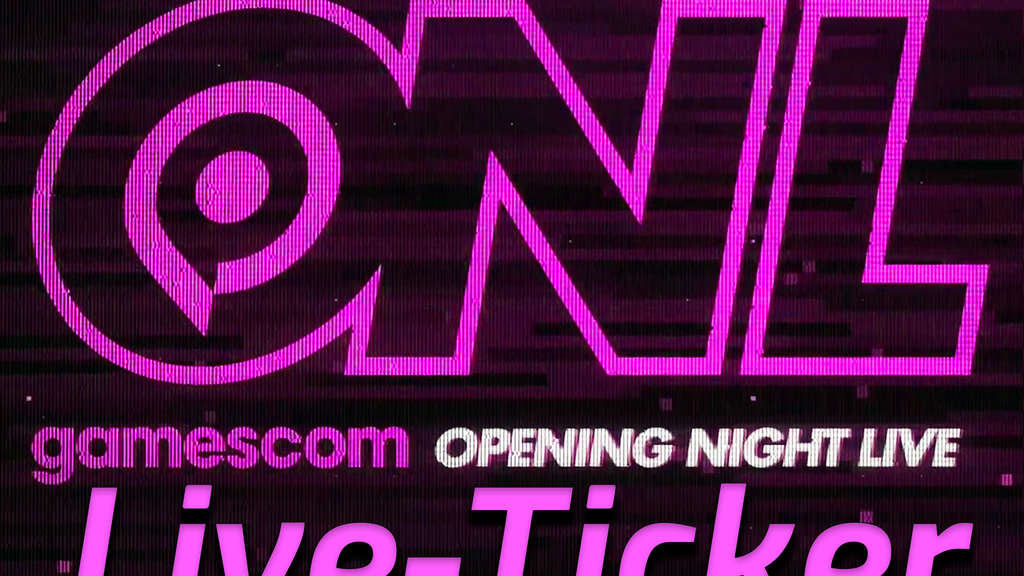 Gamescom Opening Night Live Live-Ticker Live-Stream Link youtube köln.jpg