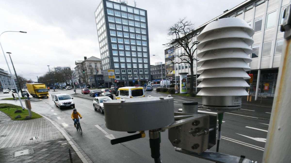 Digitalisierung in Darmstadt: Von überwachten Abfalltonnen und Riesenschildkröten