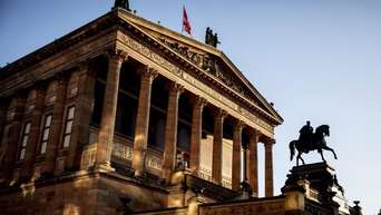 Museumsinsel Berlin Kunstwerke Schwer Beschadigt Panorama