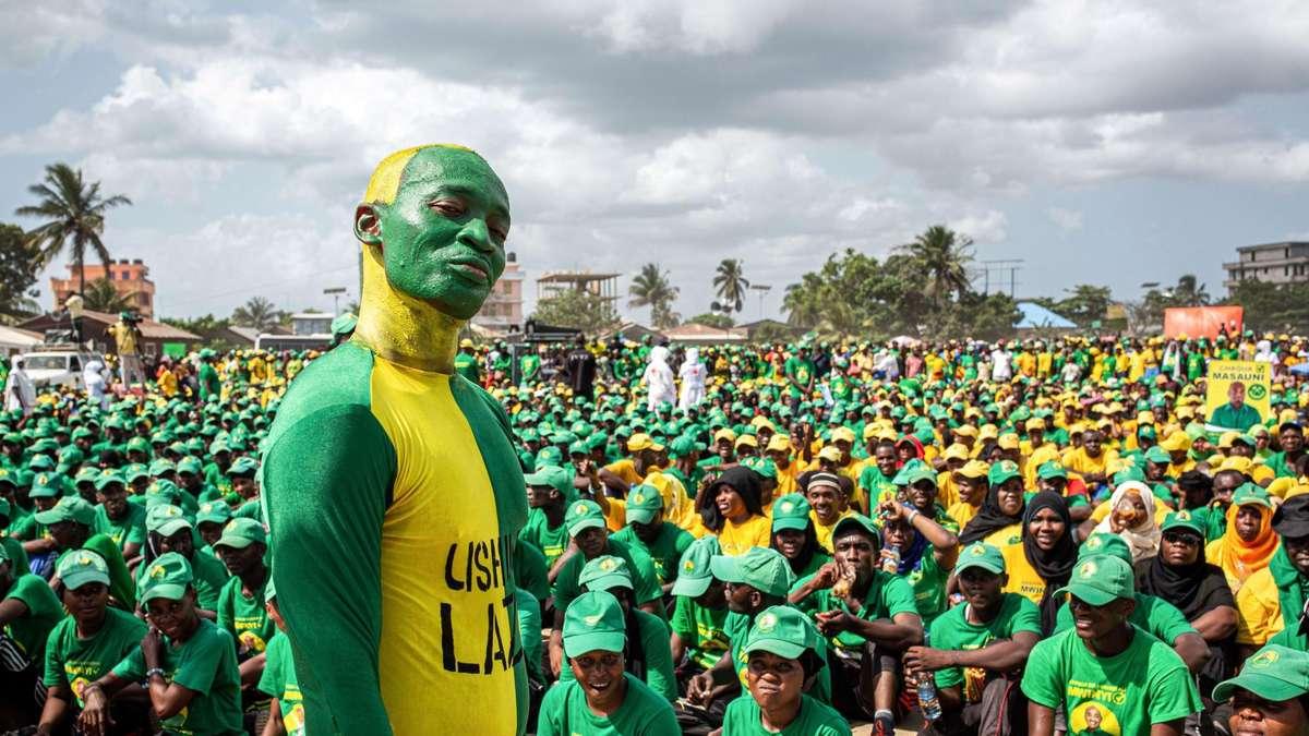 Mit Reggae gegen die Diktatur
