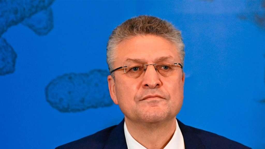 RKI-Chef Lothar Wieler will sich zu der aktuellen Corona-Situation in Deutschland äußern.