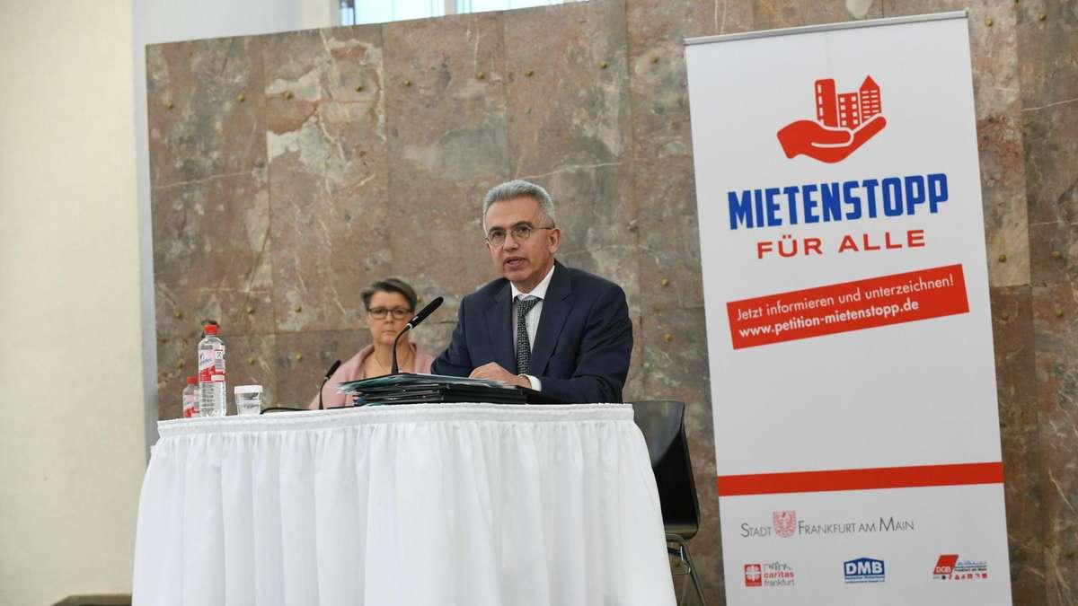Frankfurter Magistrat: Feldmann provoziert die CDU