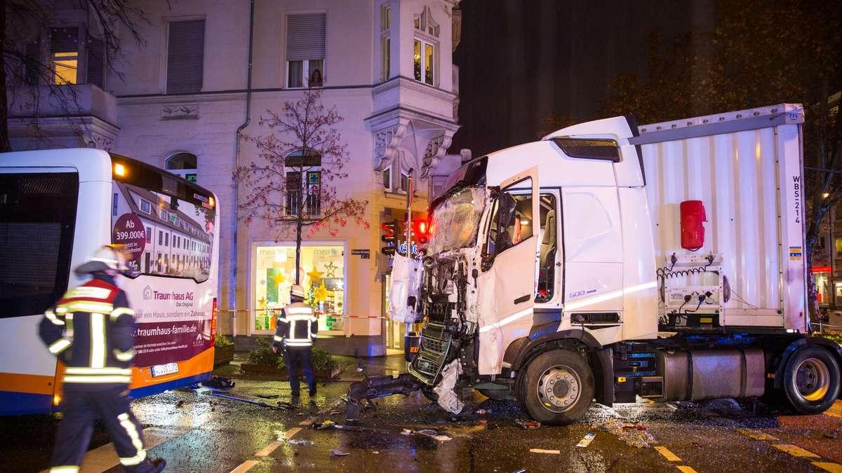Unfall In Wiesbaden