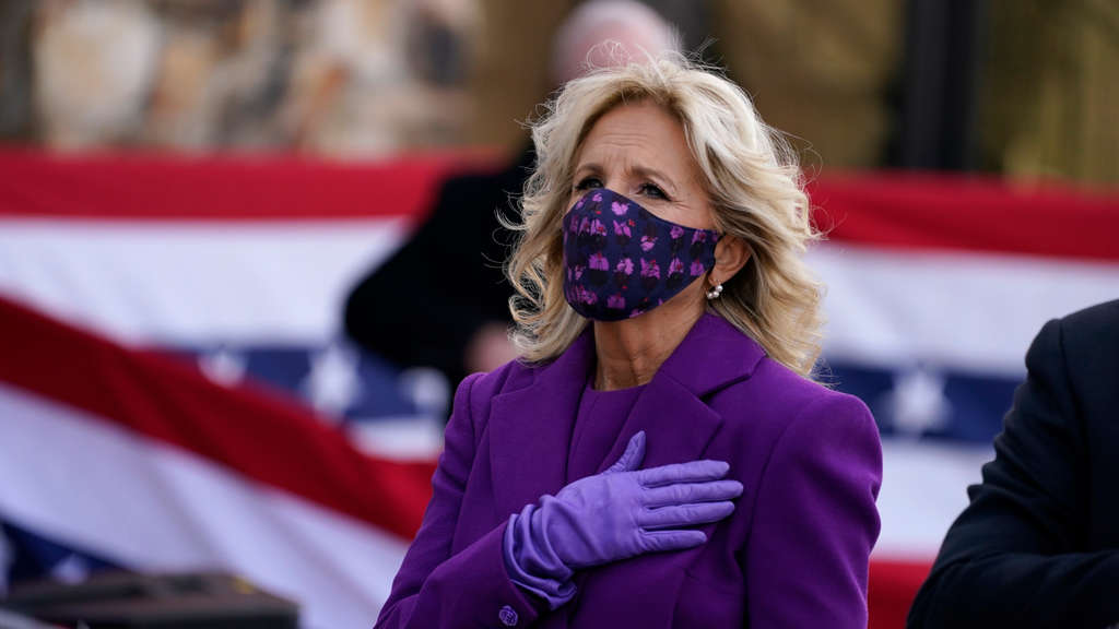 Jill Biden First Lady USA