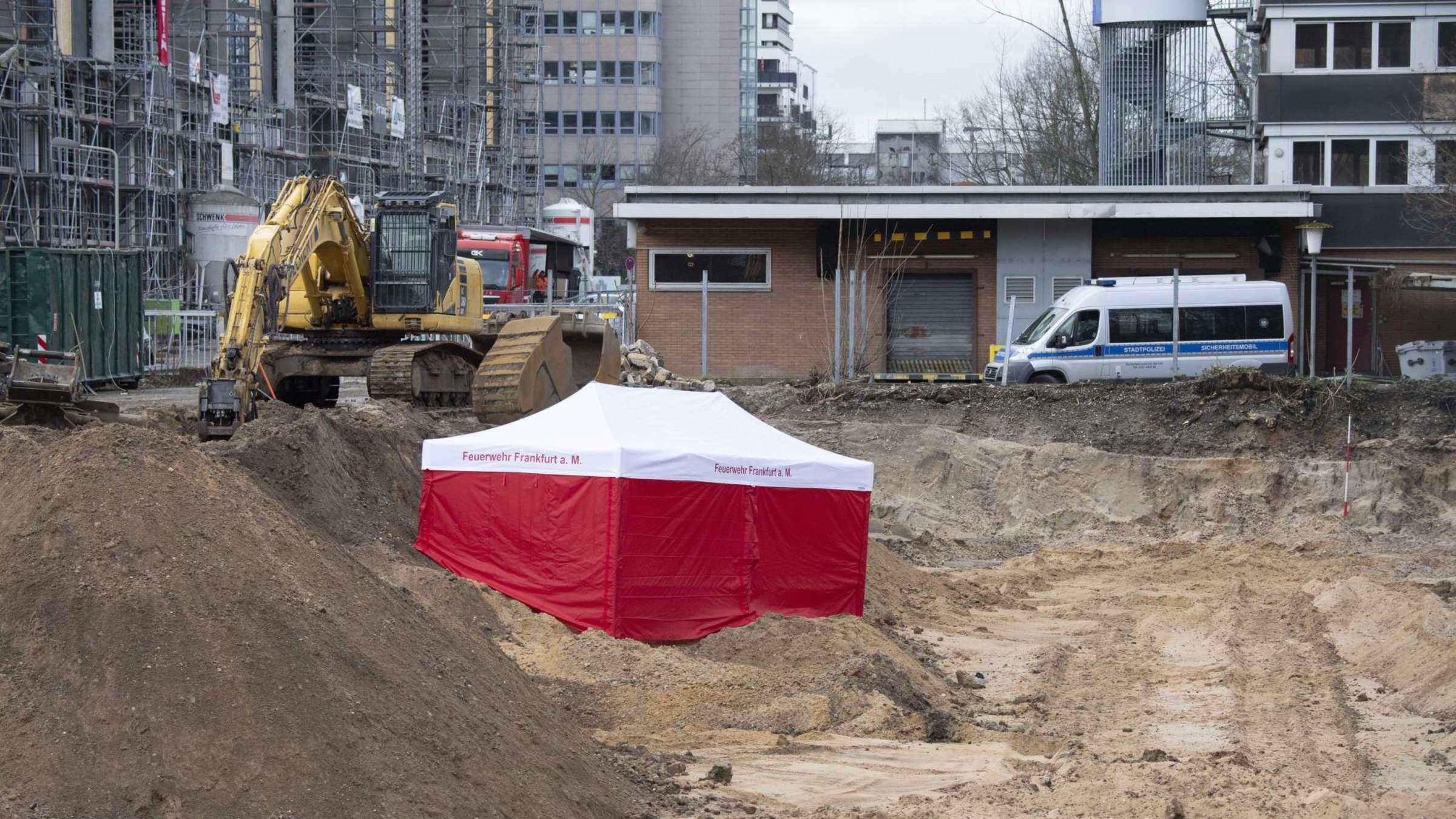 Bildergebnis für Bombenentschärfung in Frankfurt-Niederrad geplant