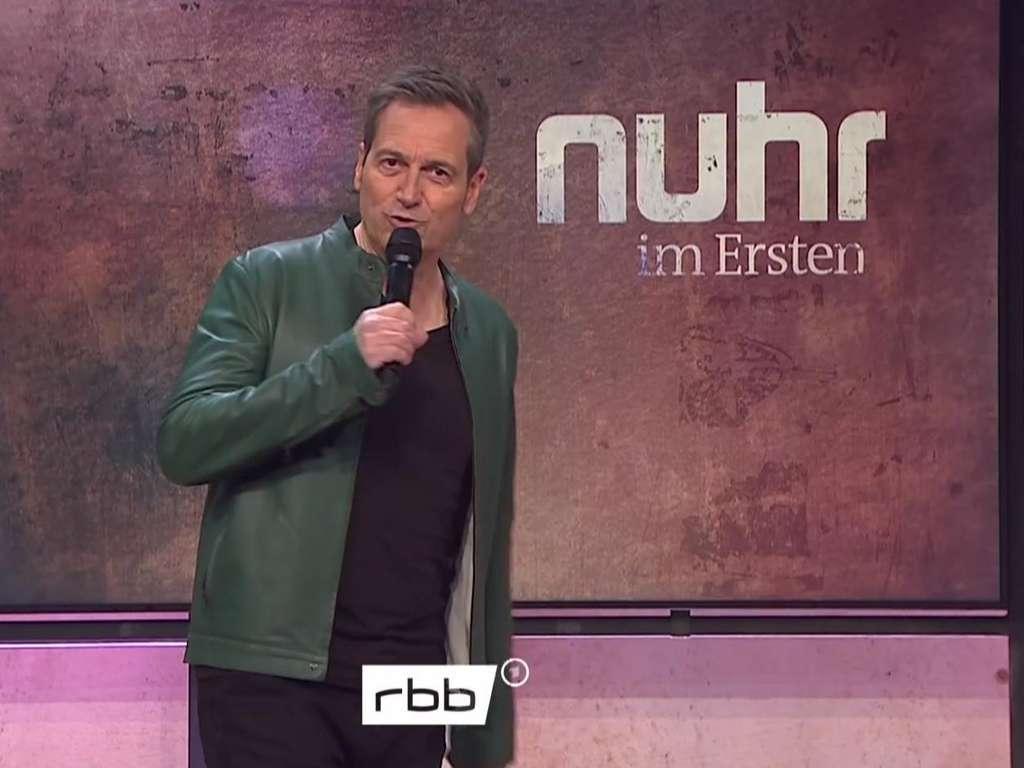 Nuhr Im Ersten Ard Sexismus Gegen Mutti Merkel Und Hetze Gegen Die Grunen Tv Kino